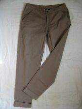 BENCH Damen Hose Chino Casual Pant W28/L32 low waist regular fit tapered leg