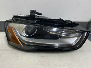 ORIGINAL AUDI A4 S4 ALLROAD PASSENGER RIGHT SIDE XENON HEADLIGHT  2013-2016