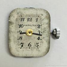 Hamilton Seiko Ladies Quartz Watch Movement 0 Jewels