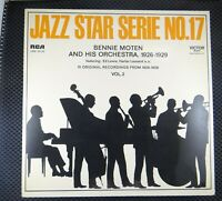 Bennie Moten And His Orchestra – Vol. 2 - 15 Original Recordings From 1926-1929