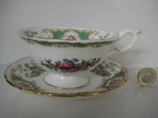 Tea Cup & Saucer Coalport Porcelain & China