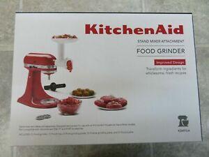 KitchenAid KSMFGA Food Grinder Attachment