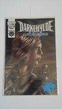 DarkChylde Redemption #1/2 Dynamic Forces Blue Foil Only 1000 Copies W/ COA