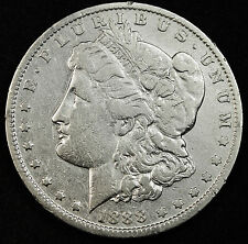 1888-o Morgan Silver Dollar.  Better Grade.   (INV.A)
