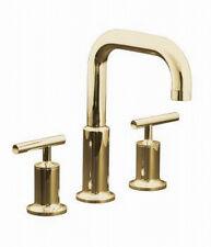 Kohler Purist Roman Tub faucet trim K-T14428-4-PGD