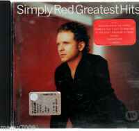 CD= SIMPLY RED=GREATEST HITS