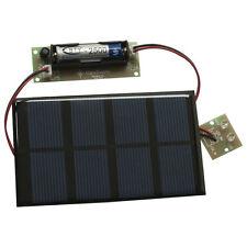 Solar Panel Energy Storage Light Module Kit