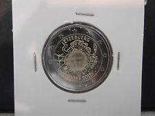 """2 Euro commémorative 2012 """" 10 Ans de l'Euro """" - Tous les pièce disponibles"""