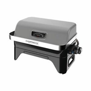 CAMPINGAZ Barbecue Gaz Portable Attitude 2GO Couvercle Thermomètre Grille Fonte