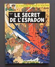 Les aventures de Blake et Mortimer. Le secret de L'espadon T2. Lombard 1970