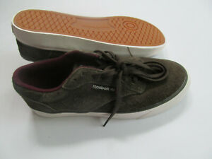 Reebok Club C Coast Tennis Suede G58825 man green shoes sz 8.5 Brand  New