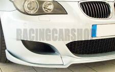 UNPAINT HAR STYLE FRONT LIP SPOILER FOR BMW 5-series E60 M5 BUMPER 04-10 B025F