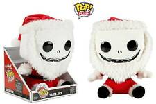 Peluche Nightmare Before Christmas Santa Jack Mega Pop! Jumbo Plush 28 cm Funko