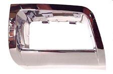 fits  2006 2009 Chevy trailblazer left driver side fog lamp bezel