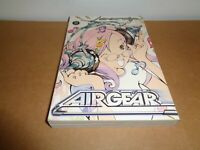 Air Gear Vol. 11 by Oh!Great DEL REY Manga Graphic Novel Book in English