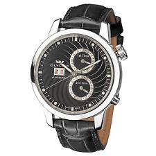 Glycine Men's 3919.19.LBK9 Airman Seven Multiple Time Zone Automatic Watch