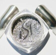 Silber Chrom Pigment ca.2 g Pulver Mirror Effekt Powder Nail Art Nagel Glitter