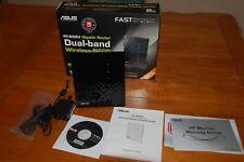 ASUS Dual-Band Wireless-N600 Gigabit Router (RT-N56U) Used