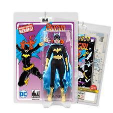 Batman Retro Action Figures Series Batgirl Black Outfit Variant