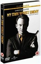 My Own Worst Enemy Complete Series 2 DVD R4 Christian Slater