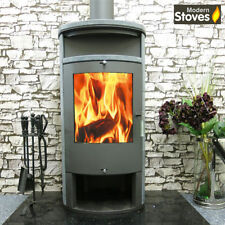 Steel Contemporary Heating Stoves