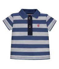 Marc O´Polo Newborn Boy Poloshirt 1/4 Arm gr. 56 / 2 Monate gestreift blau weiß