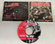 Resident Evil 1 (PC CD-ROM, 1997) w/ Manual - US Version - Capcom - Rare Game