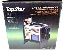 TopStar Image Transfer System - Transfers Photos, Films, Slides, Movies WI-500