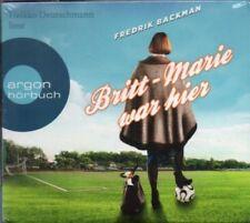 Fredrik Backman - Britt-Marie war hier - Hörbuch - CD - Neu / OVP