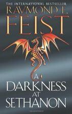 A Darkness at Sethanon: 3 (Riftwar Saga 3),Raymond E. Feist