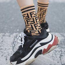 1Pair for 12.99! For Fendi footgear Enviable Socks Quality RandomColour