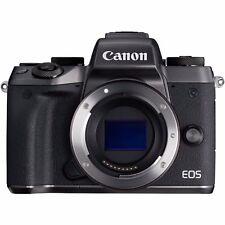 Canon EOS M5 Mirrorless 24.2MP Digital Camera Body Japan Domestic Version New