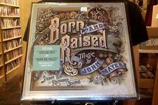 John Mayer Born and Raised 2xLP sealed vinyl + CD