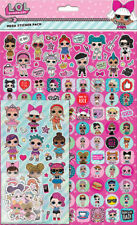 LOL Surprise Mega Pack Stickers over 150 Stickers Official licensed product LOL