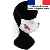 Masque protection Chauve-souris design à la mode réutilisable barrière AFNOR