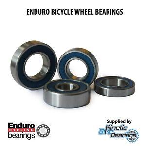 ENDURO BICYCLE WHEEL BEARINGS