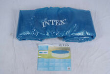 Intex Solar Cover Pool Solarabdeckplane Ø 348cm Pool Schwimmbecken Plane 29022