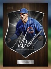 Topps Bunt Anthony Rizzo Plaques Silver Auto Signature DIGITAL Card