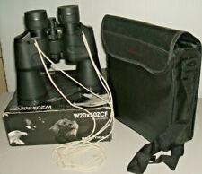 PRAKTIKA W20 X 50 ZCF BINOCULARS WITH CASE & Box - EX Condition