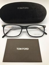 Tom Ford TF 5398-F 001 (shiny black) size 54-16-145 New And Authentic