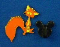 Hunted Fox from Mary Poppins Commemorative Set Pin # 13312