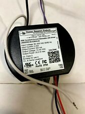 Thomas Research Products Led Constant Current Dimmable Driver Led25w 40 C0500 D