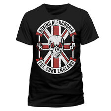 OFFICIAL Asking Alexandria Rebel T-shirt Est. 2008 England New S M L