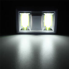 Magnetic 2 COB LED Closet Garage Light Indoor Wall Switch Night Torch Flashlight