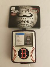 New Gamewear iSeam Boston Red Sox Baseball Leather iPod Nano 3G Case