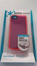 Speck A2581 GemShell HardShell iPhone 5c Case Cover Sunrise Pink Edge Glow