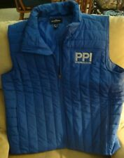 PPI CIVIL MECHANICAL ENGINEERING THE OUTFITTER BY LANDS' END VEST NEVER WORN XL