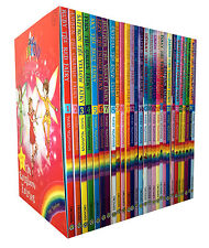 Rainbow Magic Series 1,2,3,4 Collection of 28 Books Set Jewel, Party, Weather,..
