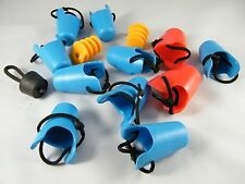 LOT OF MISCELLANEOUS KAYAK PLUGS AND FITTINGS  POSSIBLE NECKY, OTHER BRANDS