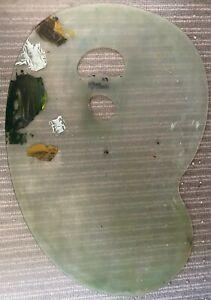 Bob Ross Clear Plastic Palette